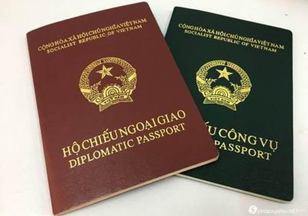 Đối tượng được cấp hộ chiếu ngoại giao theo quy định mới nhất