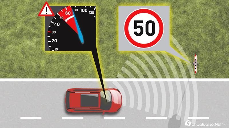 Người điều khiển xe ô tô chạy quá tốc độ bị xử phạt thế nào?